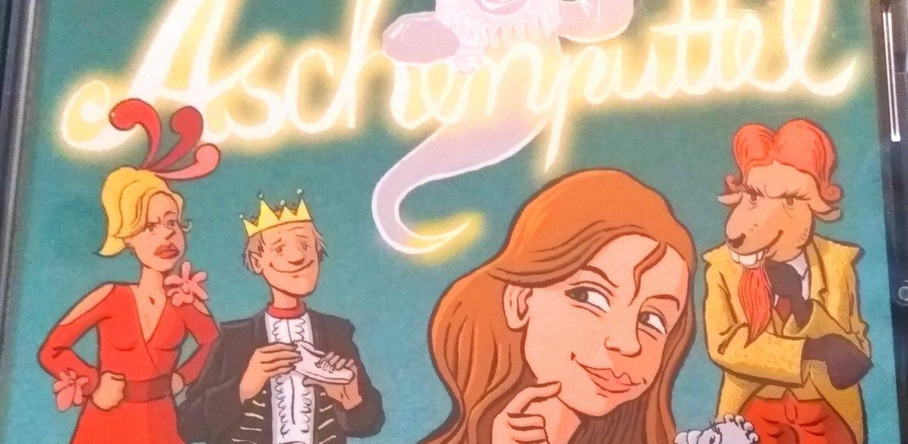 CD-Cover von Aschenputtel